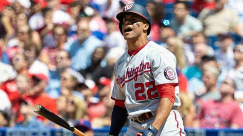 Nationals GM Mike Rizzo believes Juan Soto deserves consideration for NL MVP