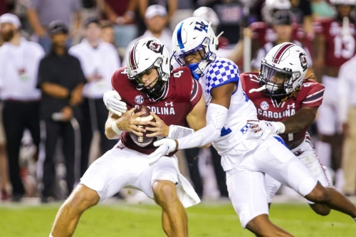 Gamecocks still haunted by offensive issues