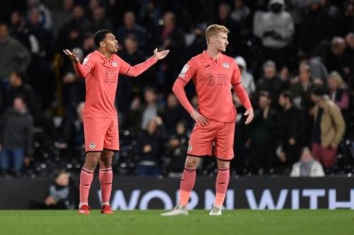 Swansea City player ratings as Ben Cabango typifies poor defensive effort in Fulham loss