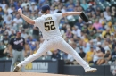 The Brewers should start Eric Lauer before Freddy Peralta in the NLDS