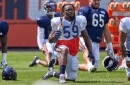 Bears Injury Update: Trevathan designated to return from IR, Fields practiced in full