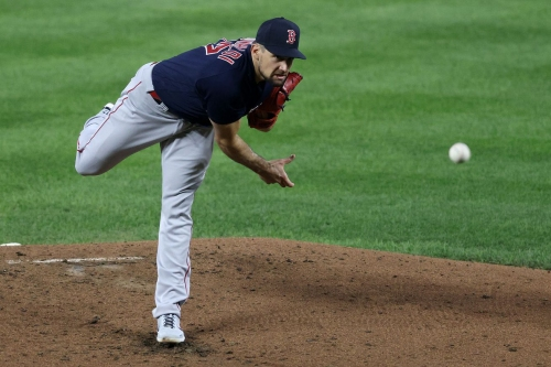 Red Sox 6, Orioles 0: That's more like it