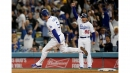Dodgers hit 4 home runs in 8th inning to beat Padres