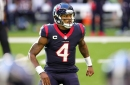 Chris Simms says Jeffrey Lurie has given Howie Roseman the green light for a Deshaun Watson trade