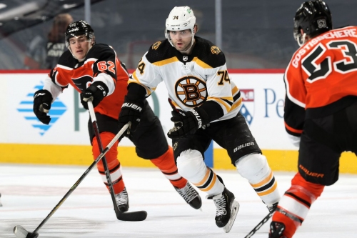 Preview: Bruins face Flyers in preseason match-up