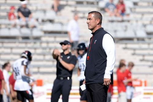 Coach Fickell Speaks to the Challenges of Bye Weeks