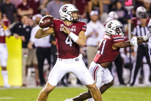 Odds: South Carolina favored by a touchdown vs. Troy