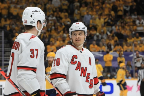 Scouting a Divisional Opponent - the Carolina Hurricanes had an eventful offseason
