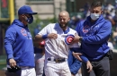 What should the Cubs do with David Bote?