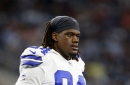 Cowboys vs. Panthers second injury report: Randy Gregory missed practice with a knee injury