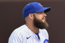 David Bote was injured Thursday. Who's the potential replacement with 3 days left in the season?