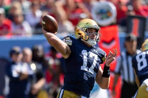 Cincinnati Bearcats vs Notre Dame Fighting Irish: How to Watch, Listen, and Stream