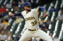 The Brewers have the depth to withstand the loss of Devin Williams