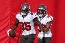 Dean, JPP out for Buccaneers, Sherman in vs Patriots