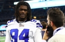 Cowboys vs. Panthers final injury report: Randy Gregory questionable, but expected to play