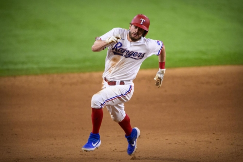 Texas Rangers lineup for October 1, 2021