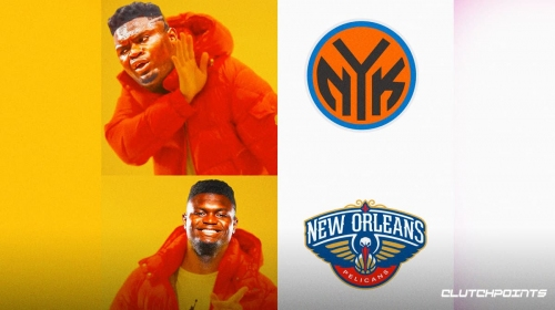 Zion Williamson destroys Knicks links with awesome Pelicans comments