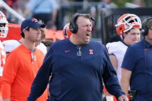 How to Watch Illinois vs. Charlotte: Game Time, TV Channel, Online Streaming & Odds