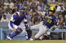 Dodgers come back to beat Brewers, 8-6
