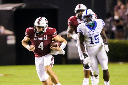 South Carolina looks to get back on track against Troy