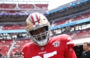 Shanahan explains why Aaron Banks hasn't been playing