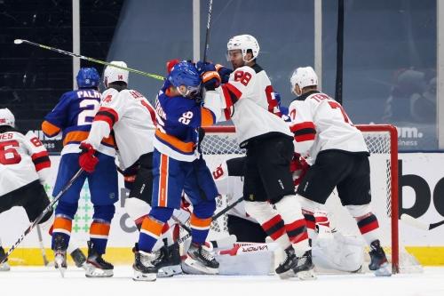 Preseason Gamethread #3: New Jersey Devils at New York Islanders in Bridgeport, CT