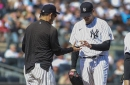 Yankees 2, Rays 12: Plenty of blame to go around in embarrassing loss