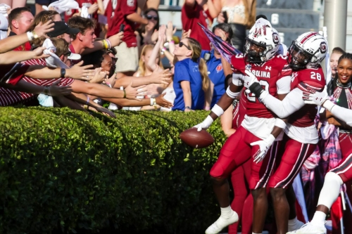 Gamecocks grind one out against Troy, 23-14