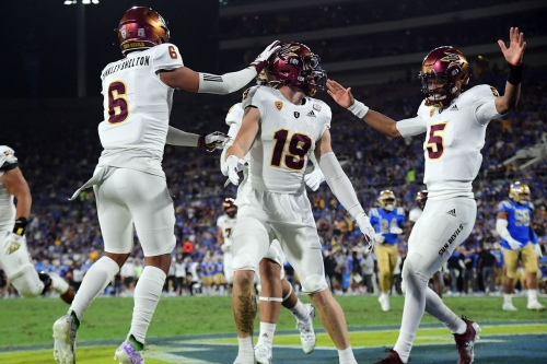 ASU Football: Explosive plays unlock the Sun Devils' offensive potential in win over UCLA