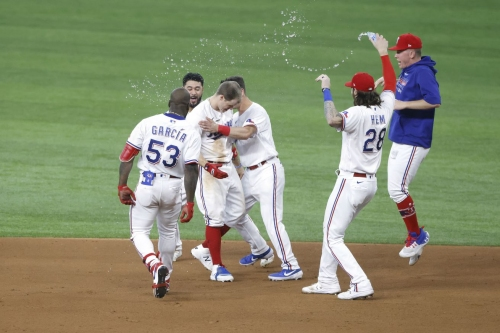 Texas Rangers lineup for October 3, 2021