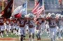 Texas jumps back into AP Top 25 after win third-straight win