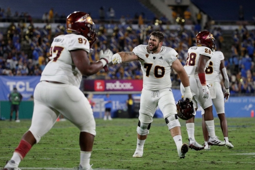ASU Football: Sun Devils come in at 22nd in latest AP Top 25 Poll