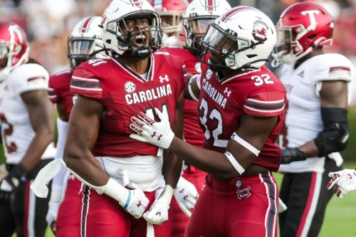 South Carolina gets back on track with win over Troy