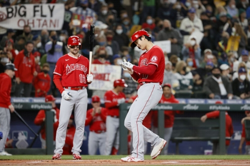 Ohtani picks up 100th RBI and the Angels grab final series victory in 2021 season finale