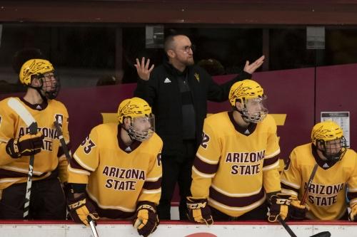ASU Hockey: UMass-Lowell hands Sun Devils first loss of season