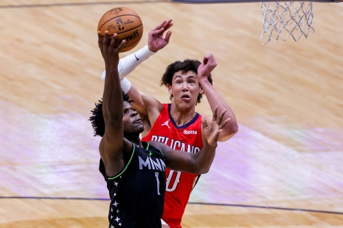 Preseason Game Preview #1: Pelicans at Wolves