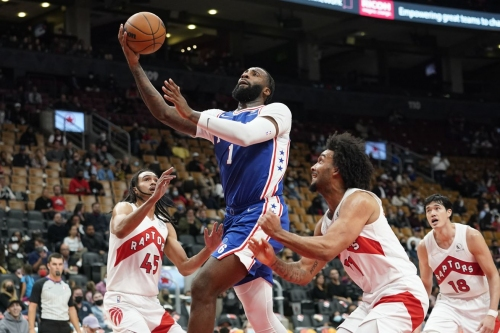 Sixers Bell Ringer: Andre Drummond, Seth Curry shine in preseason loss to Toronto