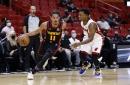 Hawks fall to Heat 125-99 in preseason opener