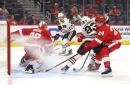 Bells Chime: Blackhawks 6, Red Wings 4