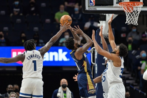 Wolves 117, Pelicans 114: Flying Around With More Purpose