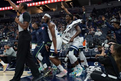 Dane Moore NBA Podcast: Timberwolves Preseason Opener Takeaways
