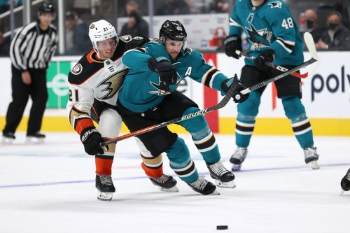 Sharks Preseason Notebook: A penalty-filled loss to Ducksexposes problem