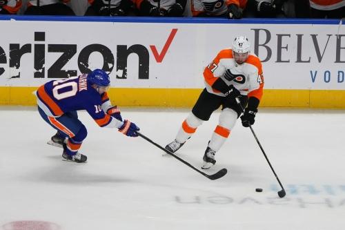 Recap: Flyers lose penultimate preseason game 3-0 to Islanders