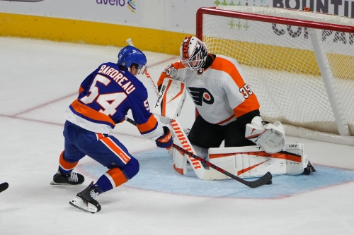 What we learned from the Flyers' 3-0 loss to the Islanders