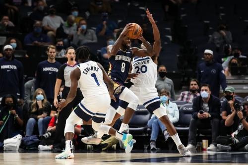 Improvements On Defense Provide Optimism For Upcoming Timberwolves Season