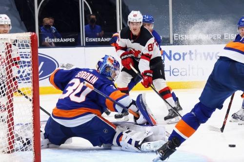Preseason Gamethread #6: New Jersey Devils vs. New York Islanders