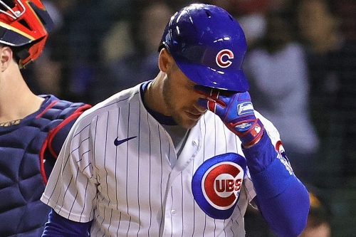 Some weird, wacky and quirky numbers from the Cubs' 2021 season