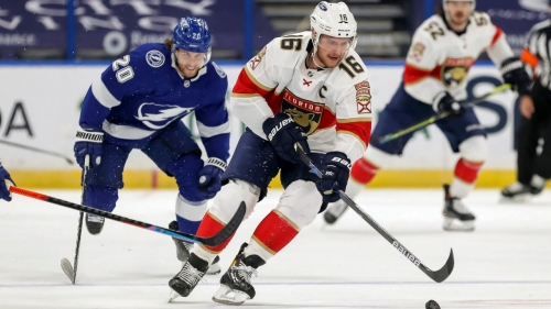 Panthers, Aleksander Barkov agree to eight-year, $80M contract extension