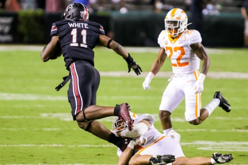 South Carolina at Tennessee: Game Preview