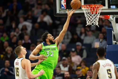 Preseason Game Preview #2: Wolves at Nuggets